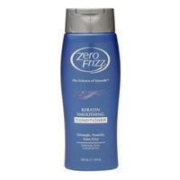 Zero Frizz Keratin Smoothing Conditioner, 12 fl oz