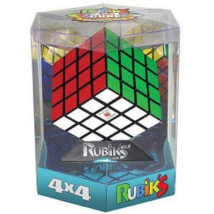Rubik's Puzzles Rubik's 4x4 Brain Teaser Game
