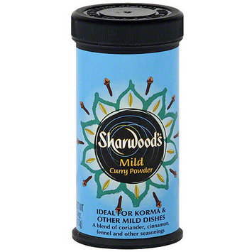 Sharwood's Mild Curry Powder, 3.6 oz (Pack of 6)