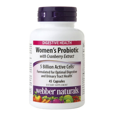 Holista Women's Probiotic with Cranberry Extract