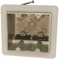 Two Gang Vapor Seal Box H2302-NKV