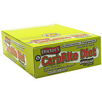 Doctor's CarbRite Diet Chocolate Covered Banana Nut Bars