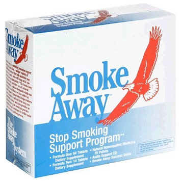 Prevention Windmill Health Products Smoke Away Stop Smoking Support Program, 1 program