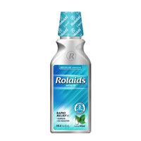Rolaids Regular Strength Liquid, Mint, 14.4 oz