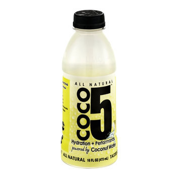 Coco5 All Natural Limon Coconut Water