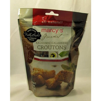Marcy's Croutons, Balsamic Calabrese, 4.4 Ounce (Pack of 6)