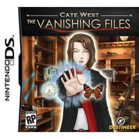 Destineer Cate West The Vanishing Files - Nintendo DS