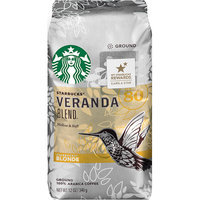 Starbucks Coffee Blonde Roast