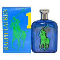 Ralph Lauren Polo Big Pony 1 Ralph Lauren Polo Big Pony #1 Eau de Toilette Spray, 4.2 fl oz
