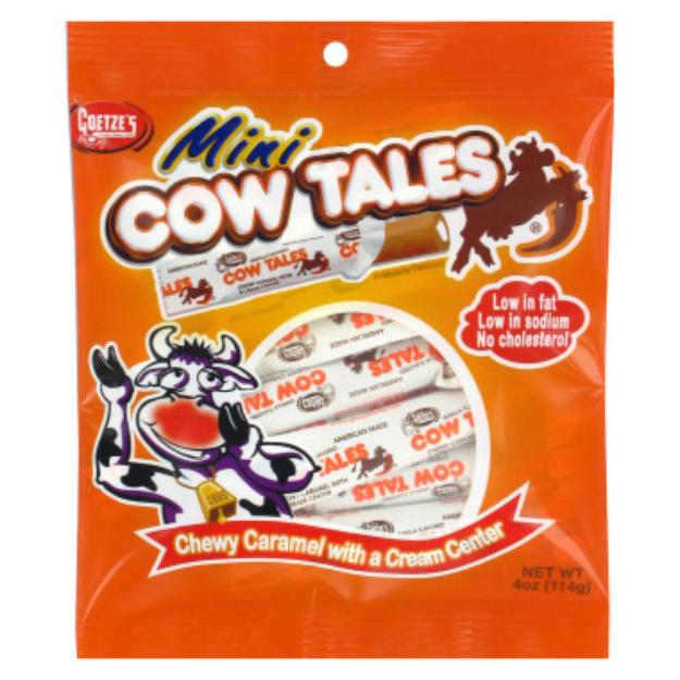 Hawaiian Punch Mini Cow Tails
