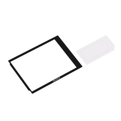 Sony LCD Protective Cover Transparent - Digital Camera
