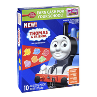 Betty Crocker Thomas & Friends Assorted Fruit Flavored Snacks