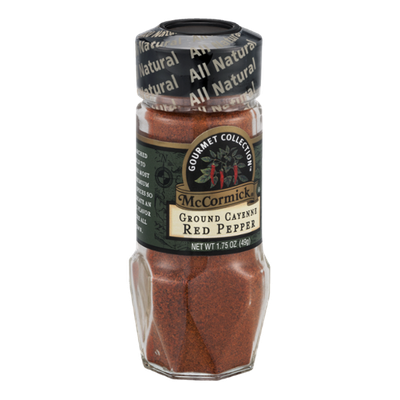 McCormick Gourmet Collection Ground Cayenne Red Pepper