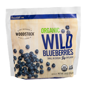 Woodstock Organic Wild Blueberries
