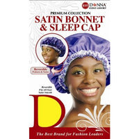 Donna Collection Donna Satin Bonnet & Sleep Cap #035