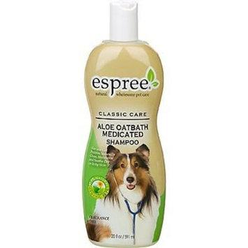 Espree Natural Aloe Oatbath Dog Shampoo