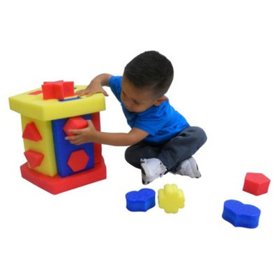 Serec Entertainment Kids Adventure Educational Shape Sorter and Chair
