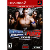 THQ WWE Smackdown vs Raw 2010 DSV