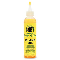 Jamaican Mango & Lime Island Oil, 8 Ounce