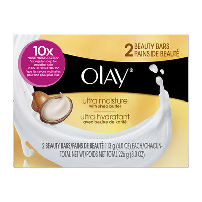 Olay Ultra Moisture Beauty Bars Soap