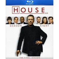 House M.D.: Season Eight (Blu-ray) (Widescreen)