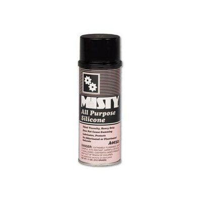 Misty All-purpose Silicone Spray Lubricant