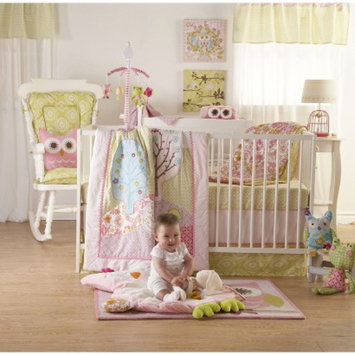 Lolli Living Poppy Seed 4pc Crib Bedding Set