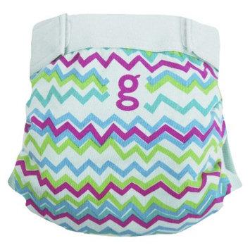 gDiapers gPants - Gamma Stripe, Small