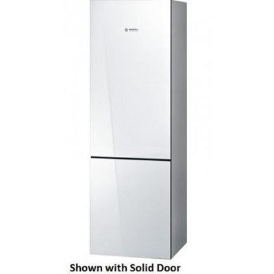 Bosch - 800 Series 10.0 Cu. Ft. Counter-depth Refrigerator - White