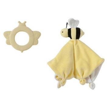 Burt's Bees Baby Burt's Bees Teether & Plush Bee Lovey Gift Set - Sunshine