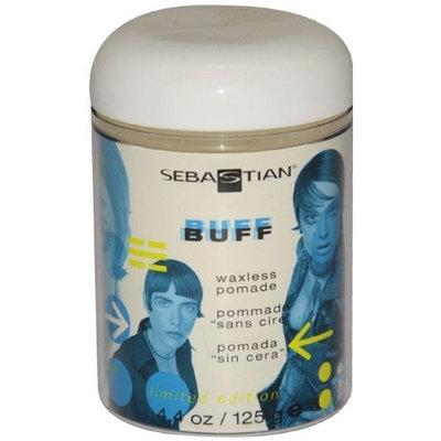 Sebastian Buff Waxless Pomade Buff for Unisex, 4.4 Ounce