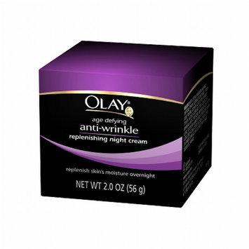 Olay Age Defying Anti-Wrinkle Replenishing Night Cream