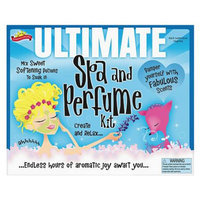 Scientific Explorer Ultimate Spa and Perfume Kit Ages 9+