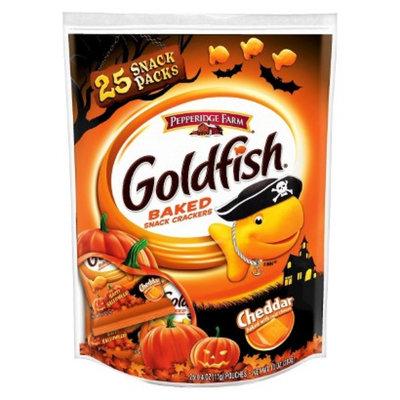 Pepperidge Farm Goldfish Cheddar Halloween Polybag Target Exclusive -