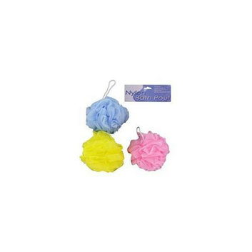 Bulk Buys Jumbo body scrubber - Pack of 24
