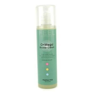 O Mega Shower Cream - Mama Mio - Body Care - 300ml/10oz