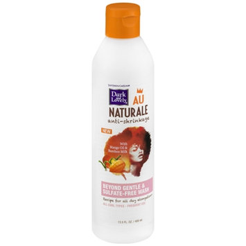 Dark and Lovely Au Naturale Sulphate Free Shampoo, 13.5 fl oz