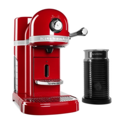 Kitchenaid Nespresso and Froth - Red