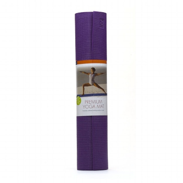 Gaiam Yoga Premium Yoga Mat Reviews 2019