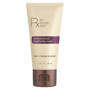 Rx for Brown Skin Rx for Brown Moisture Boost Brightening Cream - 1.7 oz