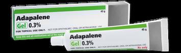PruGen Pharmaceuticals Adapalene Gel 0.3%