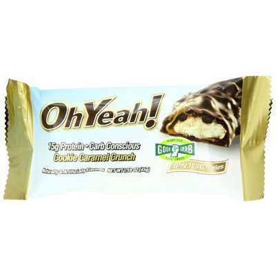Iss Research OH YEAH 45g BAR COOKIE CRML 6/