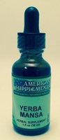 Yerba Mansa No Chinese Ingredients American Supplements 1 oz Liquid