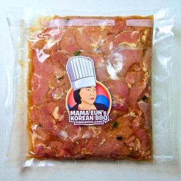 Mama Eun's Korean Bbq Dakk Bulgogi - Marinated Korean BBQ Chicken - Regular (2 LBS)