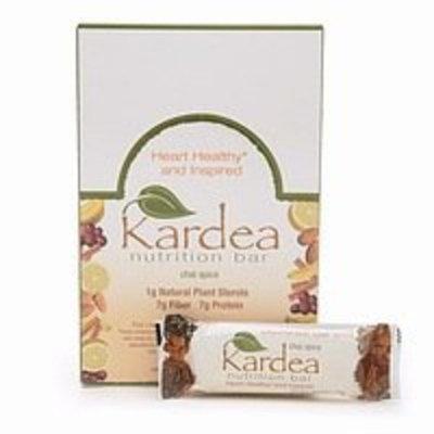 Kardea Nutrition Gourmet Wellness Bar, Chai Spice, 15 Bars