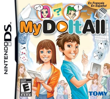 Tomy Corporation My Do It All Ndstmc70241