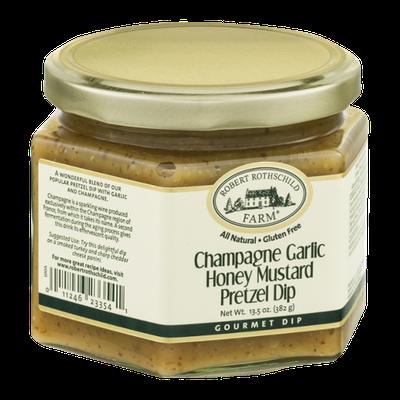 Robert Rothschild Farm Champagne Garlic Honey Mustard Pretzel Dip