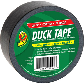 Duck Tape - Black, 1.88 inches x 20 yards