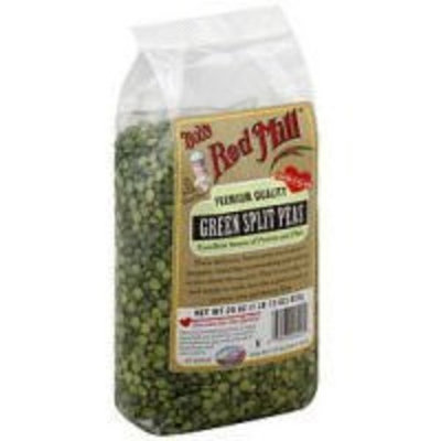 Bob's Red Mill Green Split Peas Beans - 29 oz