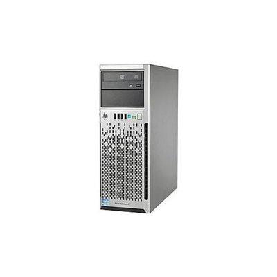 HP ProLiant ML310e Gen8 v2 Hot Plug Server - 4-Core Intel Xeon E3-1230v3, 8GB, B120i SATA Controller, 350W, 1GB 2-Port 3